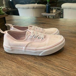 Vans girls shoes size 13